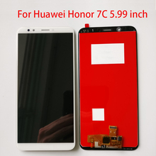 5.99 LCD Display For Huawei Honor 7C LND-L29 LND-AL30 LND-AL40 Touch Screen Digitizer Assembly Replacement Top