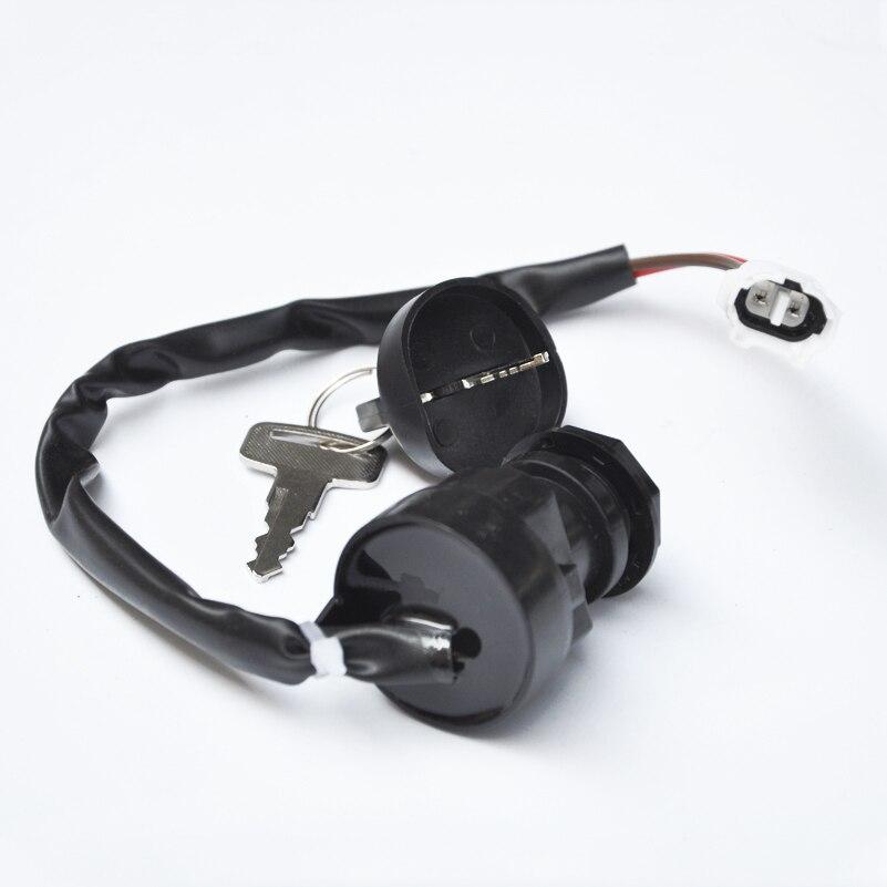 Ignition Key Switch FITS YAMAHA RAPTOR 700 YFM700 2006 2007 2008 ATV