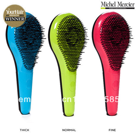 Michel Mercier By Kampalook Detangling Thick Hair Brush