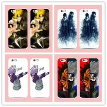 Itachi Uchiha Namikaze Minato Phone covers for iPhone 5s 6 6s 7 plus for Samsung Galaxy s5 s6 s7