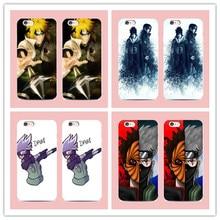 Itachi Uchiha Namikaze Minato Case Cover For Iphone 5s 6 6s 7 plus for Samsung Galaxy s5 s6 s7 edge