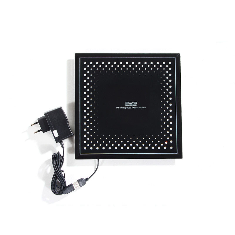 EAS Deactivator for Soft Label Security Anti-theft system RF 8.2MHz Pre-alarming,NO Sound and Lights Remind цена