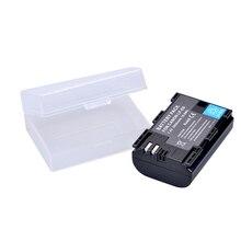1pc 2650mAh LP E6 LPE6 LP E6 LP E6N Rechargeable Camera Battery For Canon EOS 5DS