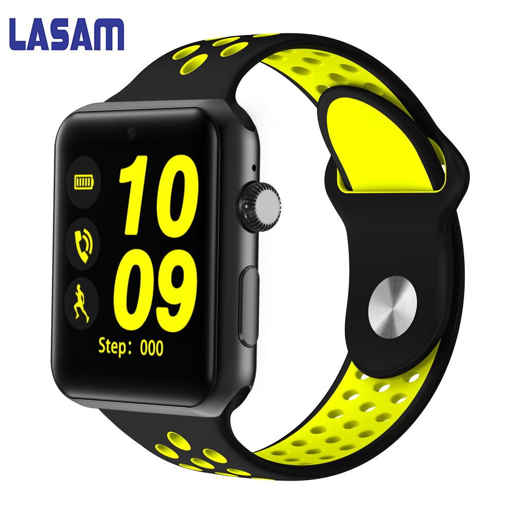 Wearable Devices DM09 Plus Smart Watch Support SIM Card Electronics Wrist Watch Connect Android Smartphone Smartwatch