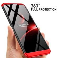 Funda de protección completa 3 en 1 para Asus Zenfone Max Pro M2 ZB631KL Pro M1 ZB602KL, funda trasera mate para Asus ZB631KL 631KL ZB 631KL 360