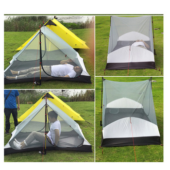 3F ul gear LANSHAN Mesh Inner Tent 2 persons 3 seasons 1