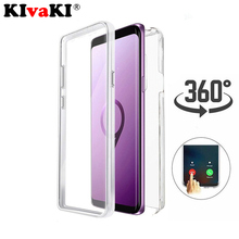 360 Full Protective Phone Case For Samsung Galaxy A10 A30 A40 A50 A70