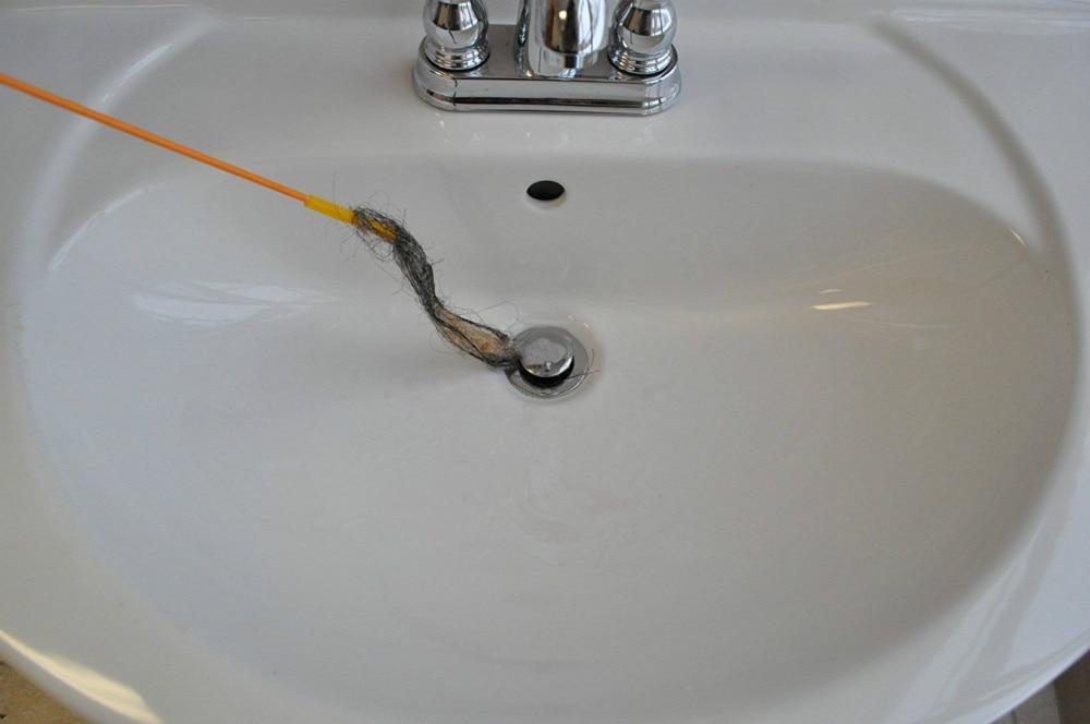 Badkamer Wasbak Verstopt : Verstopping afvoer badkamer