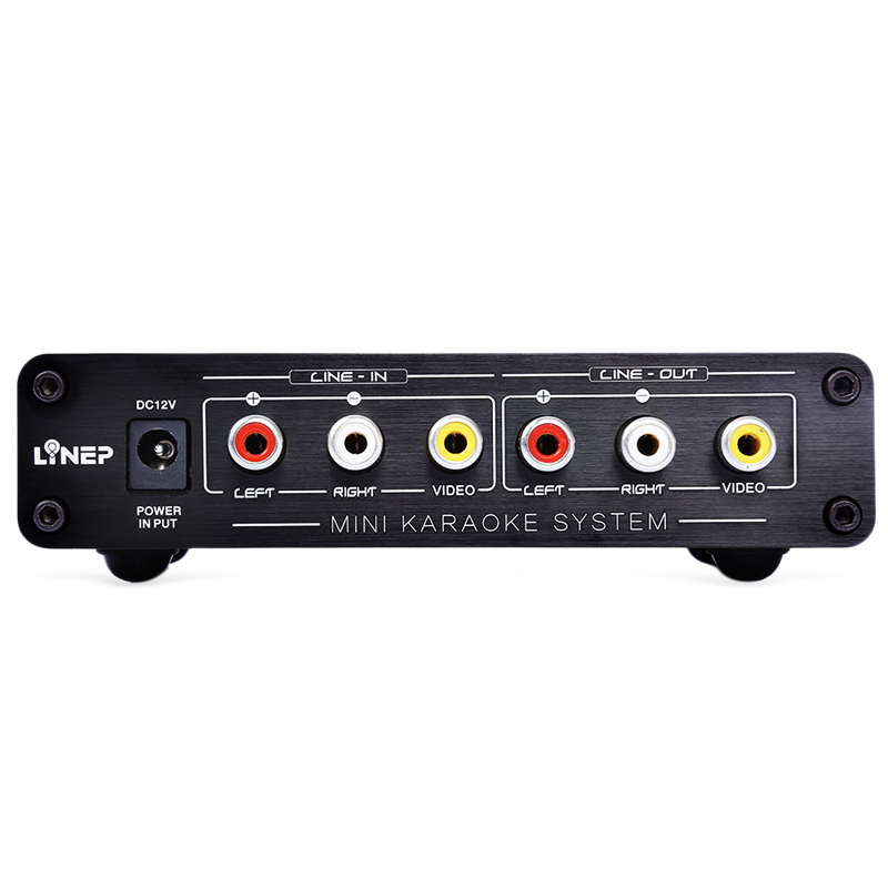 Mini Karaoke Sound Console Stereo Mixer Microphone Effector Preamplifier Amplifier US Plug SGA998Mini Karaoke Sound Console Stereo Mixer Microphone Effector Preamplifier Amplifier US Plug SGA998