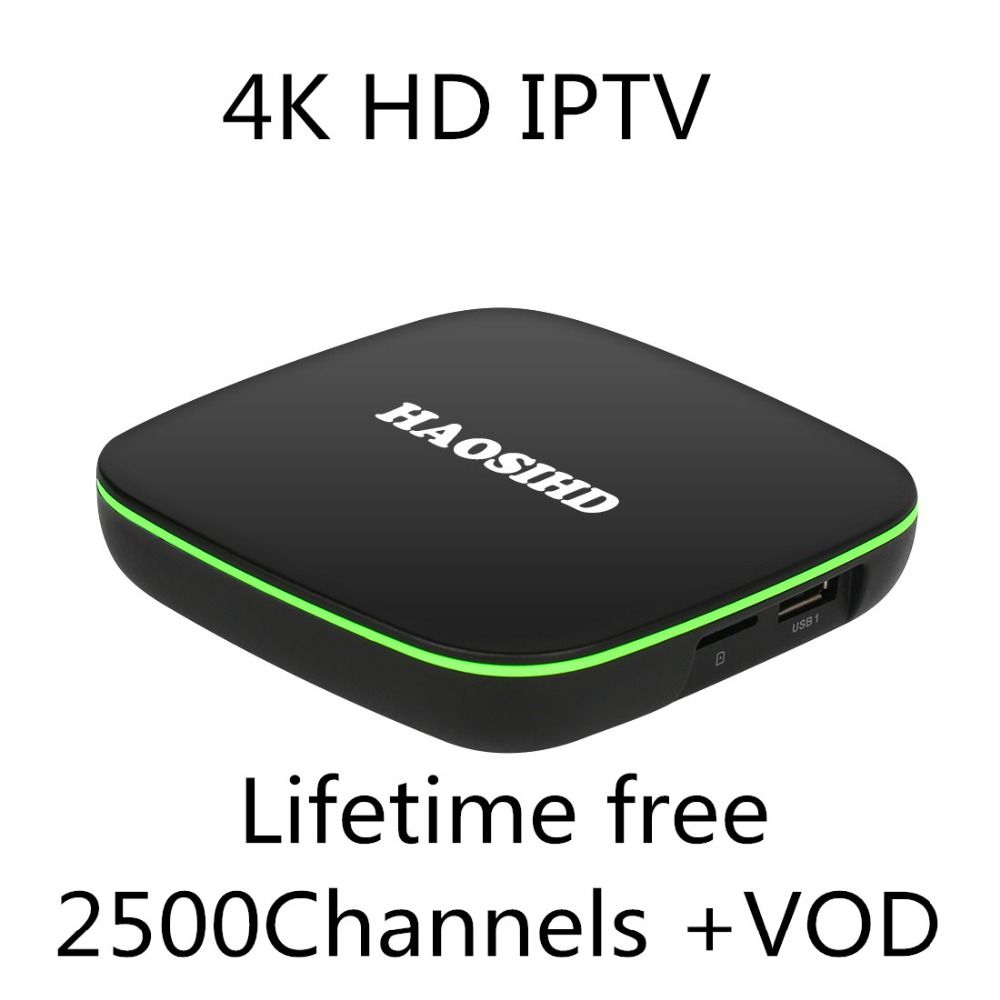 iptv italia android tv box free iptv subscription free tv box 4K HD Europe Africa America France spain tv box android 7.1