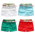 Baby Girls Casual Pants New Summer Fashion Flower Children Shorts Capris Beach Pants Kids Shorts Bermudas Girl Short Pants