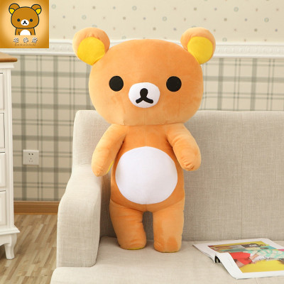cartoon teddy bear plush toy large 110 cm soft hug toy  bear throw  pillow  ,Christmas gift x215 lovely giant panda about 70cm plush toy t shirt dress panda doll soft throw pillow christmas birthday gift x023