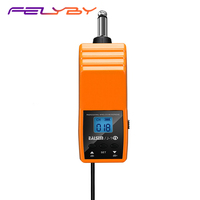 FELYBY electric guitar wireless receiving launch pickup violin blowing tube accessories speaker instrument transmission system