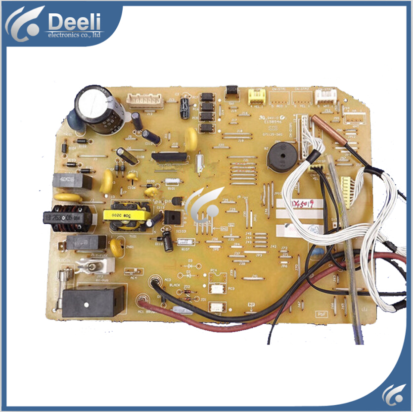95% new good working for Panasonic inverter air conditioning unit board A745211 A745019 A712795 A712785 circuit board 95% new for haier refrigerator computer board circuit board bcd 198k 0064000619 driver board good working
