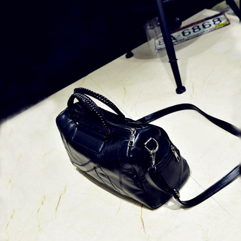 vrouwen tassen grote capaciteit mode reistas PU hoge kwaliteit - Trolley en reistassen - Foto 5