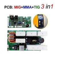 Mini Welding machine board MIG/TIG/MMA 3 in 1 functions for IGBT inverter welder SMART MIG 160