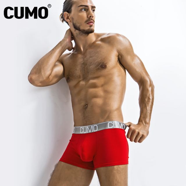 Male panties trunk modal male u soft breathable paragraph low-waist sexy belts male