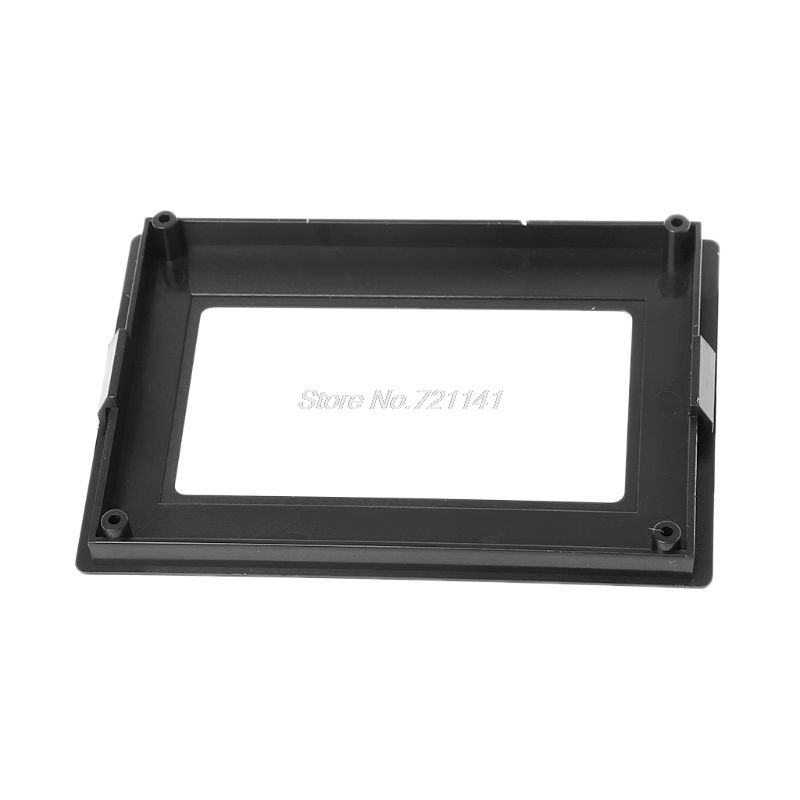 12864 жидкокристаллический дисплей корпус инструмент ABS огнестойкий пластик Внешняя рамка инструмент чехол ЖК-экран корпус