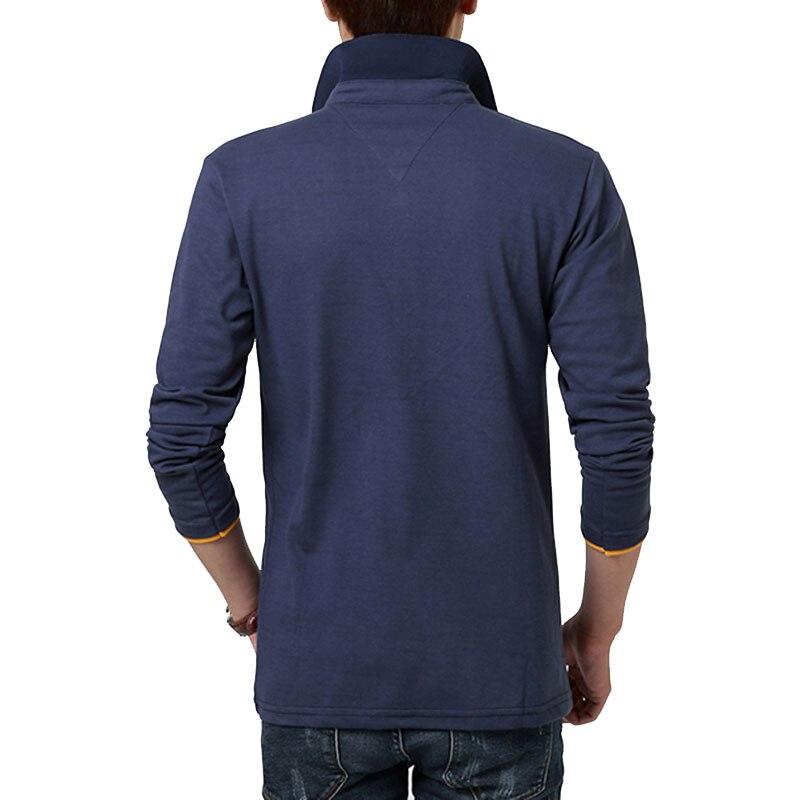 MarKyi 2017 Mode Bordir Logo Mens Polo Shirts Merek 23 Warna Kasual - Pakaian Pria - Foto 2