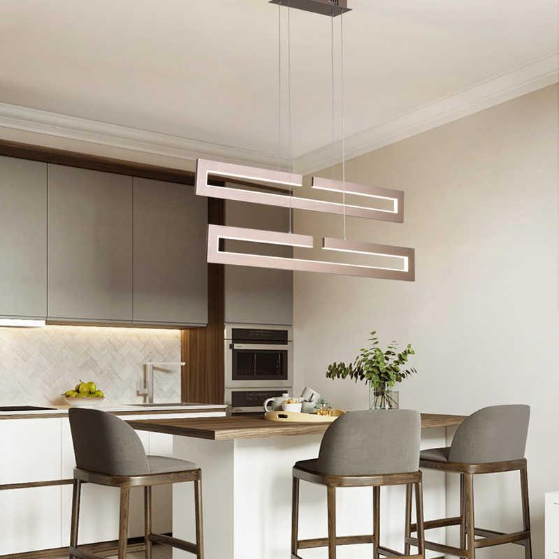 Лидер продаж, современные подвесные светильники для спальни, гостиной, столовой, офисной комнаты, светильник, Креативный светодиодный подвесной светильник, вход 110 В 220 В
