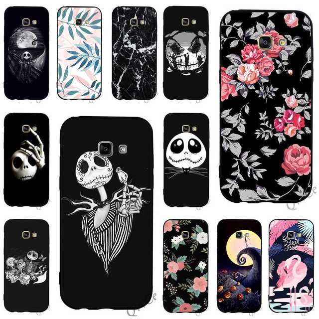 Nightmare Before Christmas Phone Case.Us 1 93 32 Off Silicone The Nightmare Before Christmas Phone Cover For Samsung S7 Case A3 A6 A5 S6 Edge Galaxy S8 S9 Plus Note 8 9 Tpu Cases In