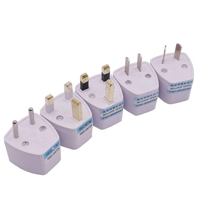 1pcs/lot Australian British American European Electrical Standard Equipment Supplies Power Supplies Ac/dc Adapters