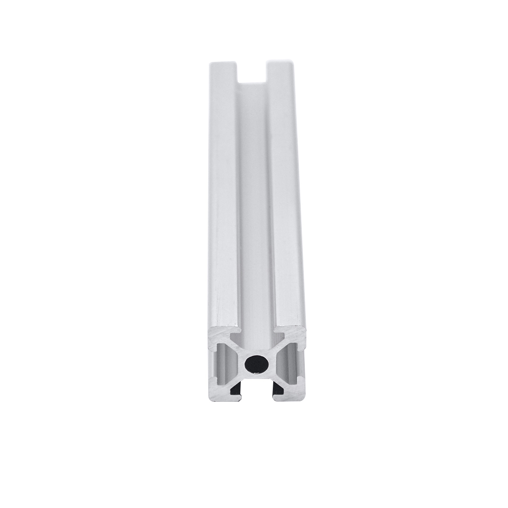 1PC 2020 Aluminum Profile Extrusion Length 100-800mm CNC Parts European Standard Anodized Linear Rail for DIY 3D Printer(China)