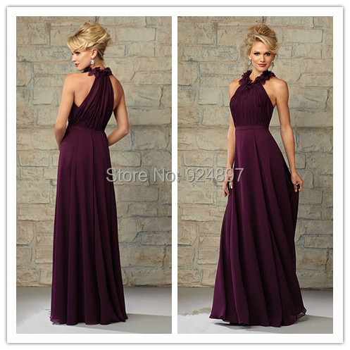 Online Buy Wholesale royal purple bridesmaid dresses from China ...
