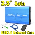 "De Alta Velocidad portátil 2.5 ""USB 3.0 HDD Hard Disk Drive Case Disco Duro SATA caja Externa Caja para Ordenador PC Portátil Notebook"