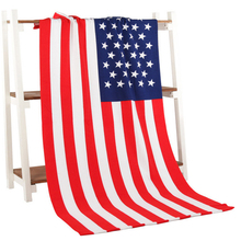 Beach Towel USA flag UK Flag Microfiber Bath Towel For Adult reactived Printed Beach Towel Drying Toalla Bathroom 70*150cm body