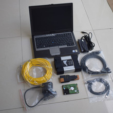 FOR BMW ICOM NEXT A+B+C 2018 new generation of icom a2 with laptop d630 ram 4g with 500gb hdd expert mode software ready to use