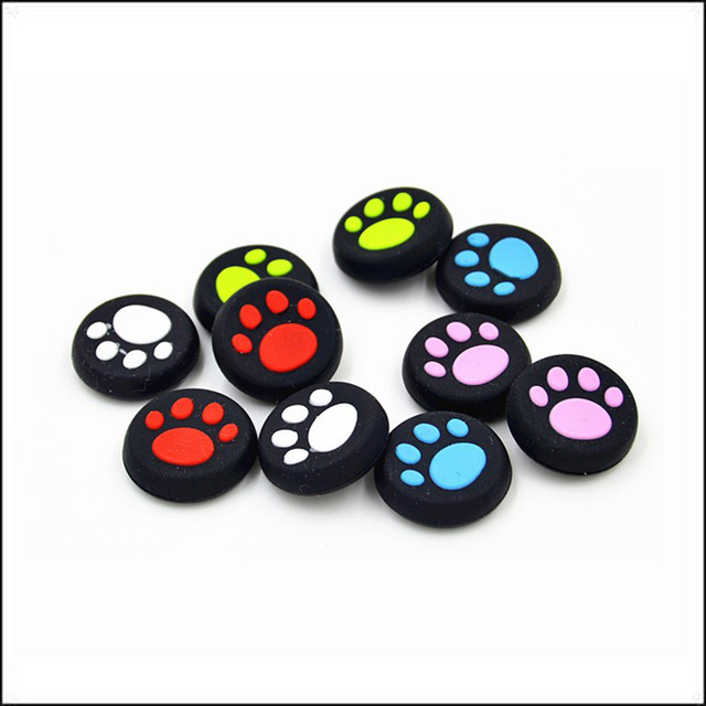 2pcs Silicone Catlike Joystick Thumb Stick Grip Cap for PS3 PS4 Xbox One/360  GDeals 4