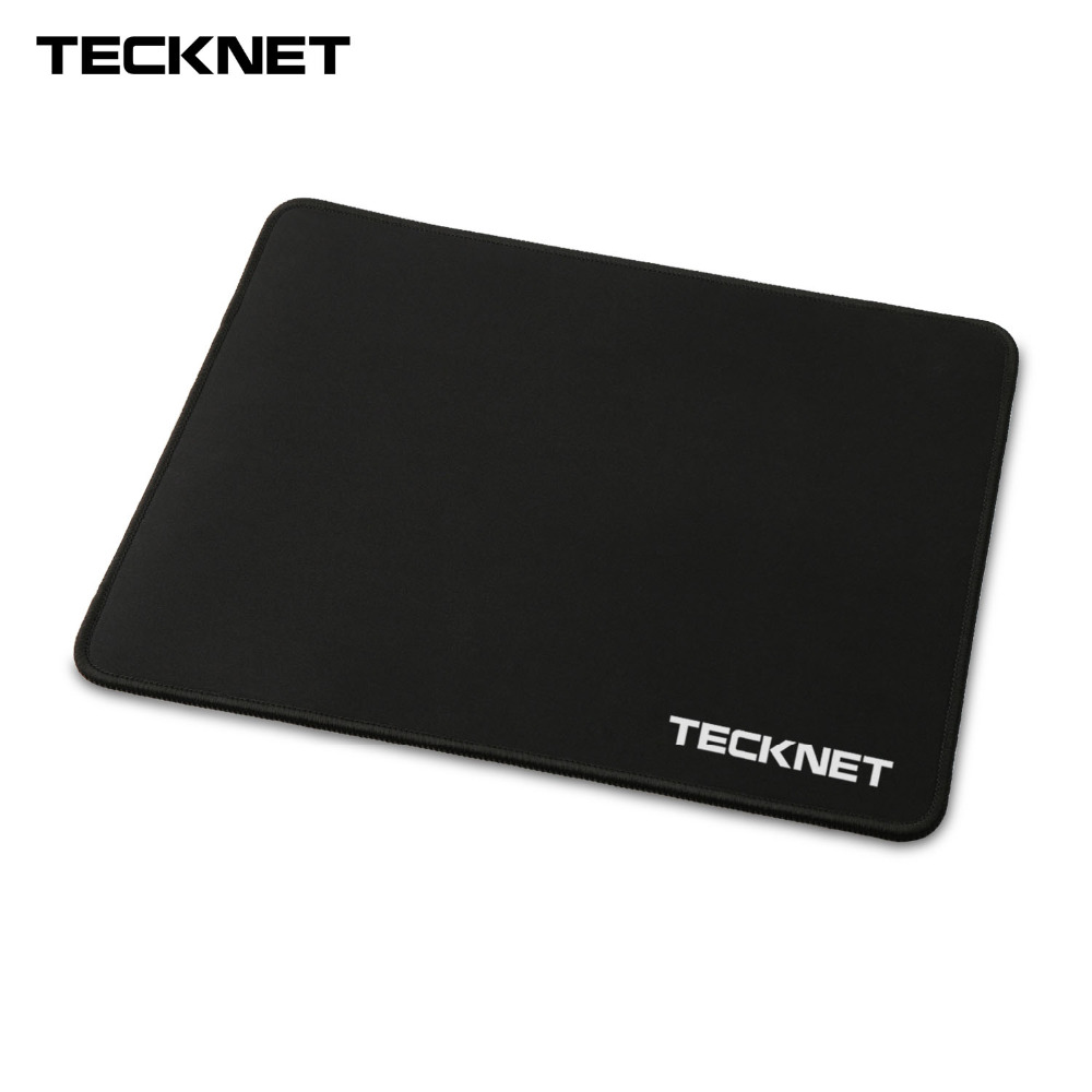 TeckNet Gaming Mouse Mat Pad 450x330x3mm Dimension Home Office Mousepad Non-Slip Rubber Base Laser Optical Mouse Compatible beautiful design non slip rubber gaming oblong mouse pad