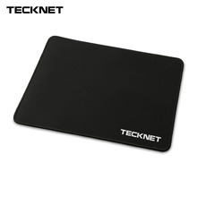 TeckNet Gaming Mouse Mat Pad 450x330x3mm Dimension Home Office Mousepad Non-Slip Rubber Base Laser Optical Compatible