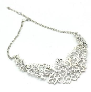 Women's Antique Style Necklace Jewelry Necklaces Women Jewelry Metal Color: COLORD