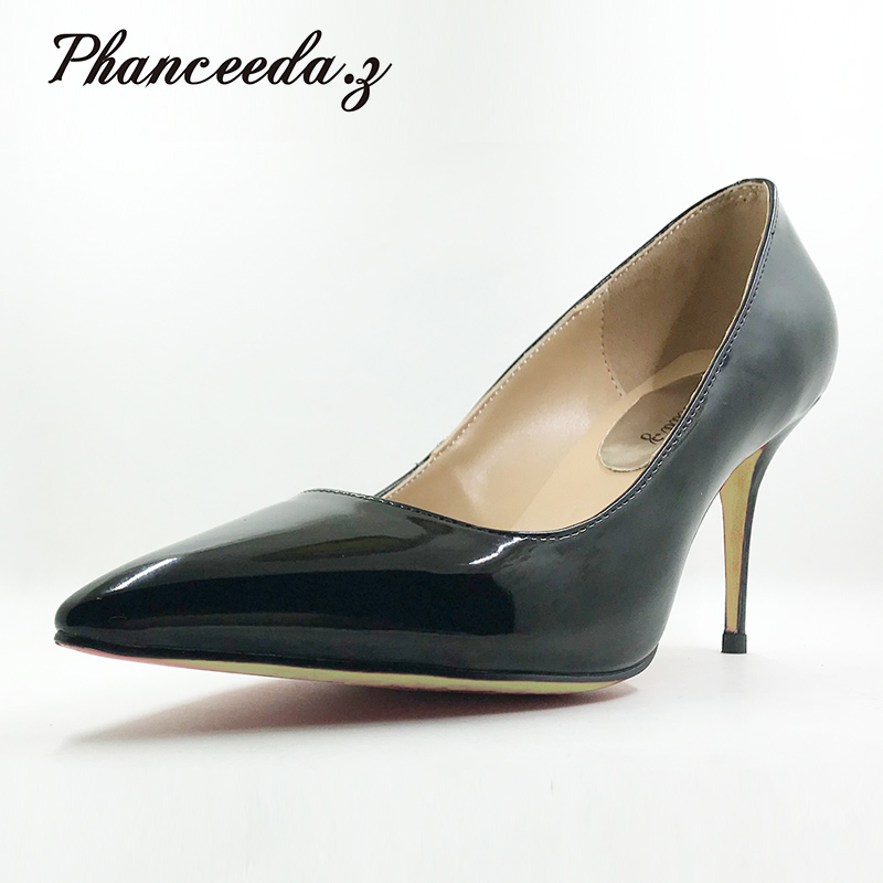 New 2017 High Quality Women Pumps Nude Color Sexy Basic Pointy Toe Stilettos High Heels Wedding Shoes Thin Heels Suede Shoes new 2017 high quality women pumps nude color sexy basic pointy toe stilettos high heels wedding shoes thin heels suede shoes