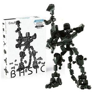 Juguetes creativos bloque de construcción figura niños adultos Anti estrés juguete antiestrés ejército modelo militar decoración de escritorio regalos novedosos