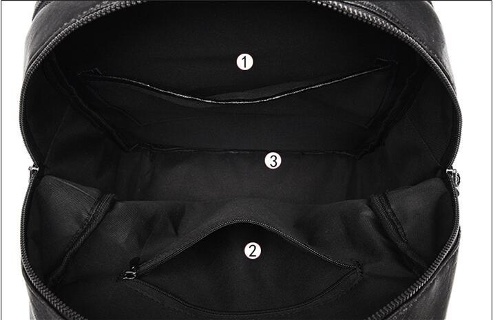 HTB1zMI6N3HqK1RjSZFEq6AGMXXaf On sale New 2019 Women ladies PU Leather small Backpacks for Teenage Girls Female School Shoulder Bag bag pack mochila