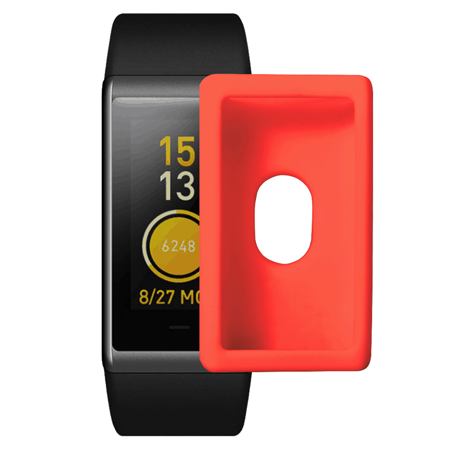 Protective Case for Xiaomi <font><b>Huami</b></font> <font><b>Amazfit</b></font> <font><b>Cor</b></font> <font><b>Midong</b></font> Soft Silicone Watch Case Cover for Xiaomi <font><b>Amazfit</b></font> Accessories image