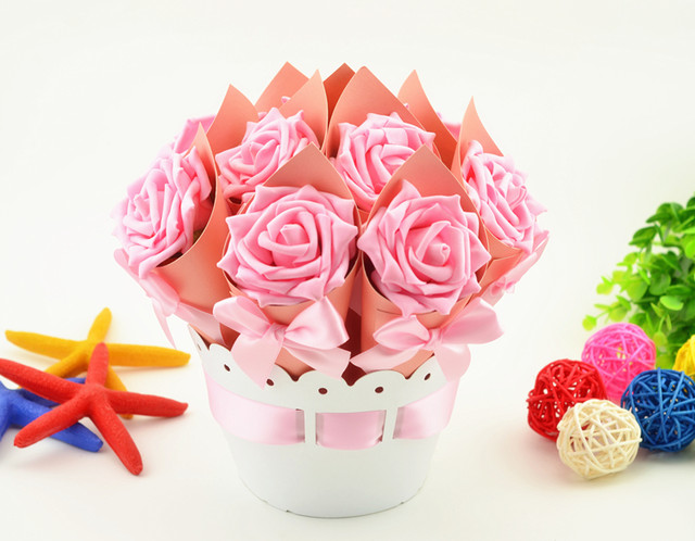 Awesome Flower Pot Wedding Favors Contemporary - Styles & Ideas ...