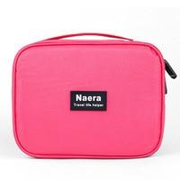 Korea Style Cosmetic Bag Women Men Large Capacity Toiletry Bag For Business Travel Makeup Organizer Bag