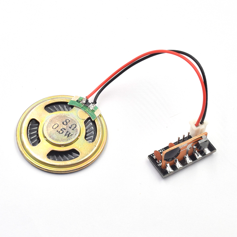DC 5V Digital Speaker Sound Music Module Micro USB (can Sing Christmas Song)