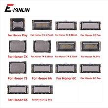 Built in אוזניות אפרכסת רמקול אוזן למעלה HuaWei Honor לשחק 7C 7A 7S 7X 6A 6X 6C 5C פרו