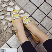 Women's Med Heel Pumps Square Toe Brand Deisnger