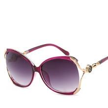 Venta Caliente del Aviador gafas de Sol de Las Mujeres Diseñador de la Marca de lujo 2017 de La Vendimia de Sol gafas Para Las Mujeres Las mujeres de moda las gafas de sol