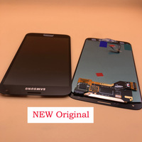 ORIGINAL 5.1'' SUPER AMOLED LCDs For SAMSUNG Galaxy S5 LCD Display i9600 G900 G900F G900M G900H SM G900F LCD Touch Screen Button