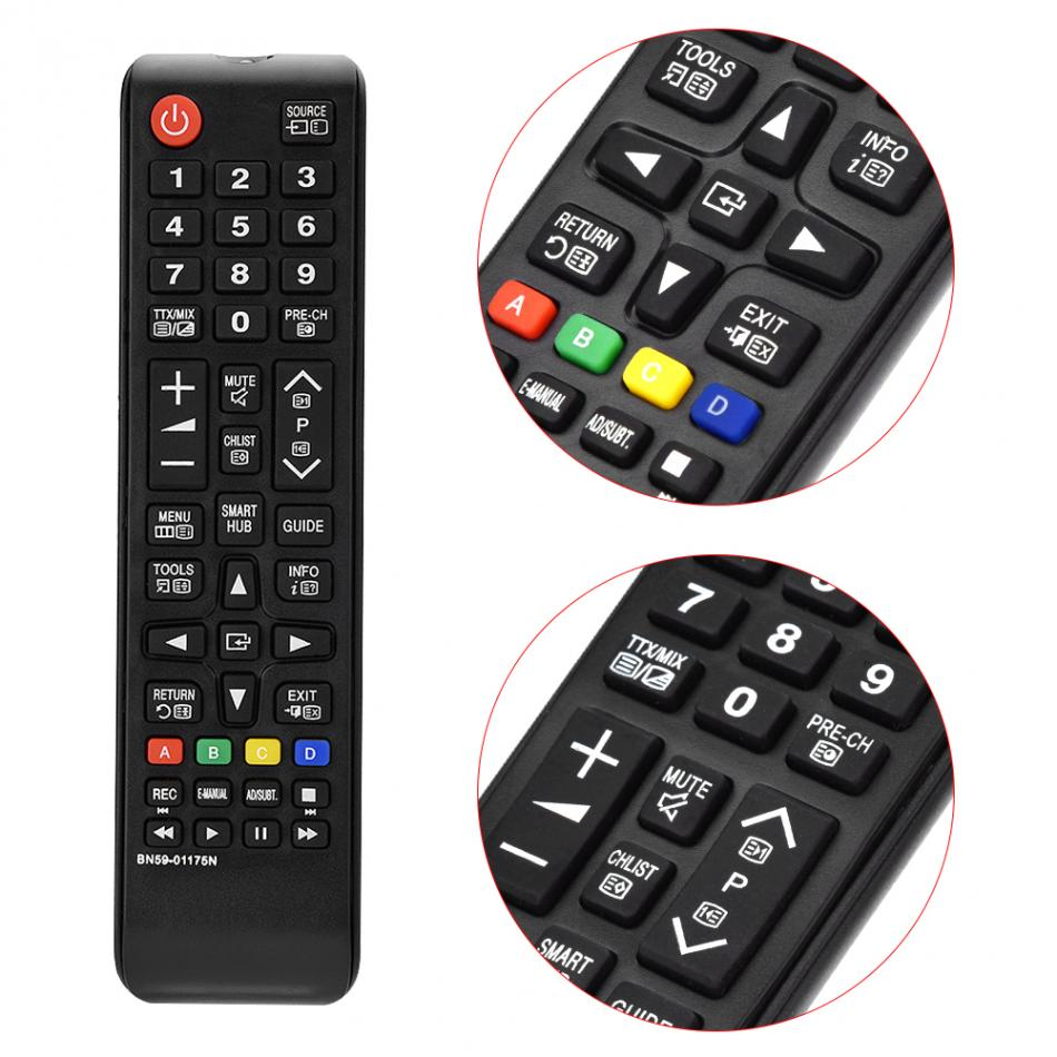 US $3 54 16% OFF|VBESTLIFE BN59 01175N Universal For Samsung Smart TV  Remote Control Controller Replacement Wireless Smart Remote Control-in  Remote