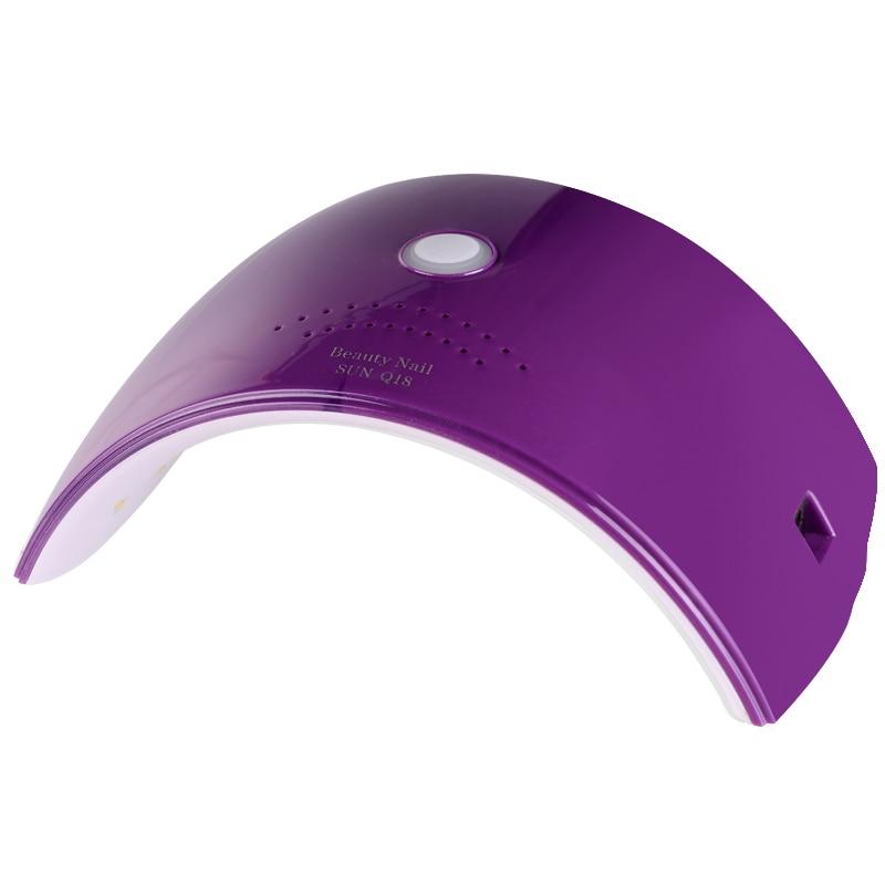 Professional Nail Dryer SUN 18 LED Nail Lamp Light 36W Nail Dryer for UV Gel LED Gel Nail Machine