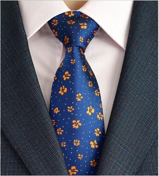 kuuma paisley solmio miesten 100% silkki solmiot suunnittelijoiden - Vaatetustarvikkeet - Valokuva 4