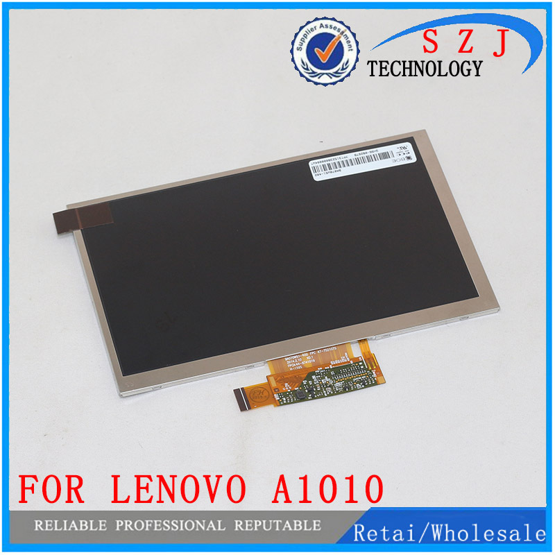 Original 7'' inch for Lenovo A1010 LCD Display LCD Screen Digitizer Sensor Replacement Free Shipping lenovo vibe z lcd display screen digitizer accessories for lenovo k910 5 5 inch smartphone free shipping track number in stock